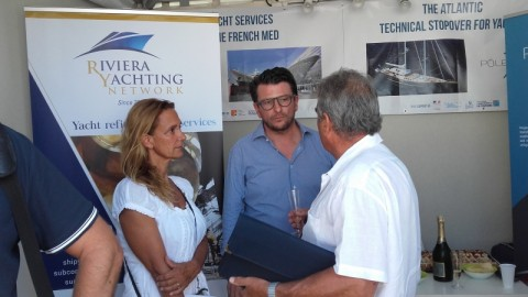 Cannes Yachting NEtwork 2016
