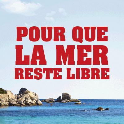 Pour que la mer reste libre